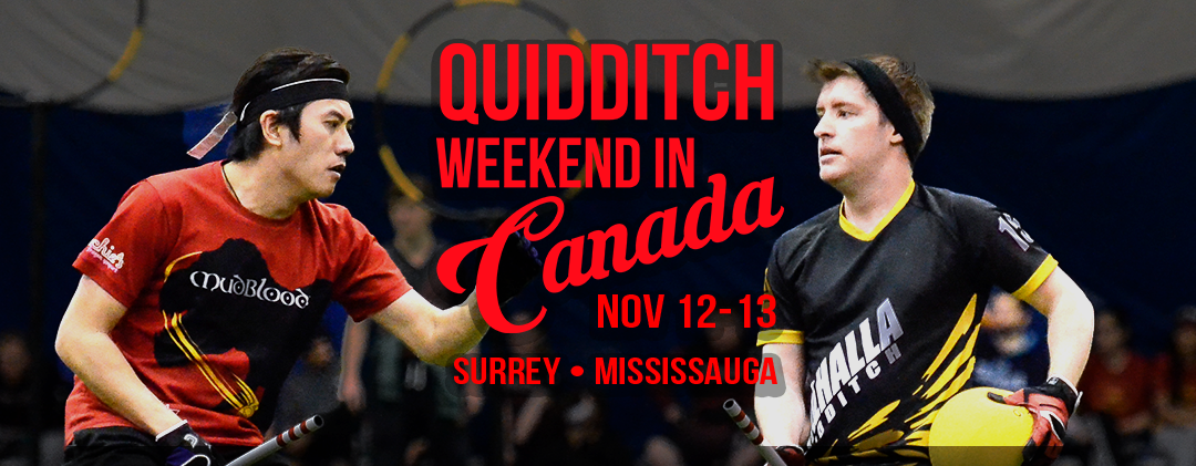 Quidditch Canada Regionals to be Livestreamed
