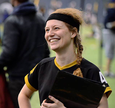 Nina Patti to depart from Quidditch Canada. Now accepting applications for Volunteer Director.