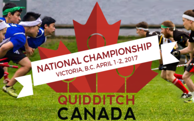 Quidditch Canada National Championship pools released. Livestreaming confirmed.