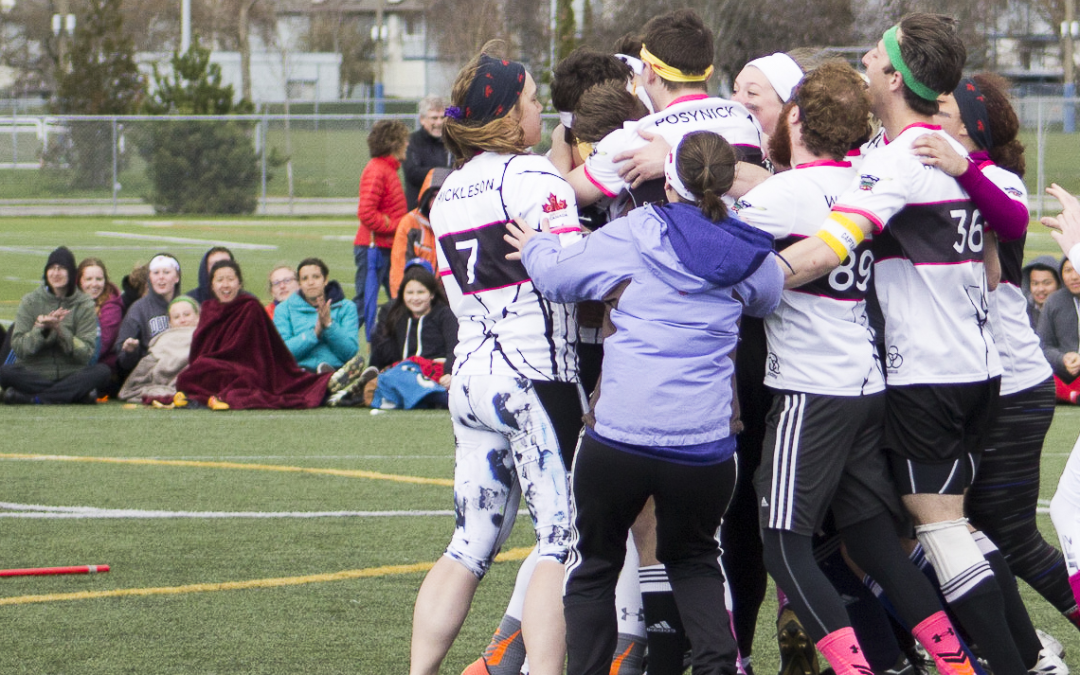 Edmonton Aurors take gold: National Championship recap