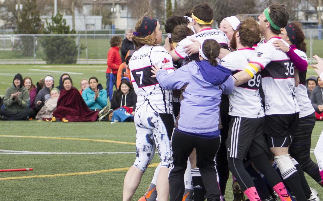 Edmonton Aurors take gold: National Championship recap